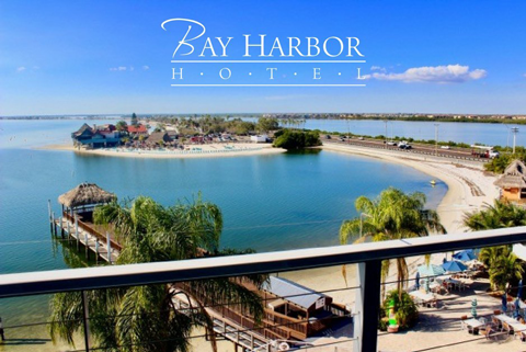 Bay Harbor Hotel - Cheer Host Hotel - Water Front Property